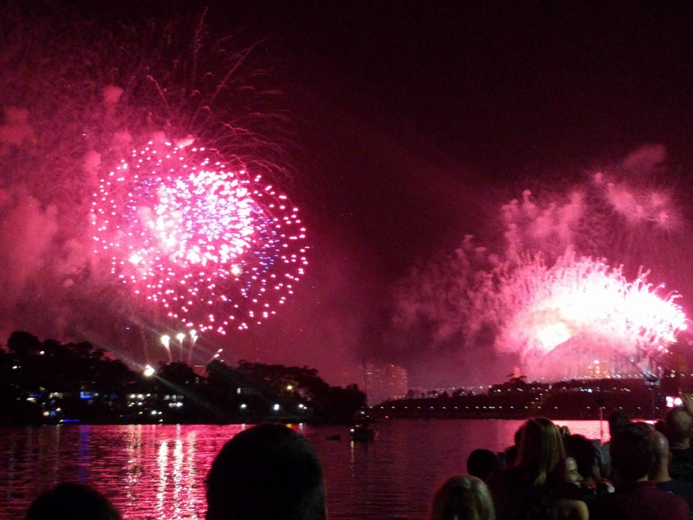 New Year's Eve, Sydney